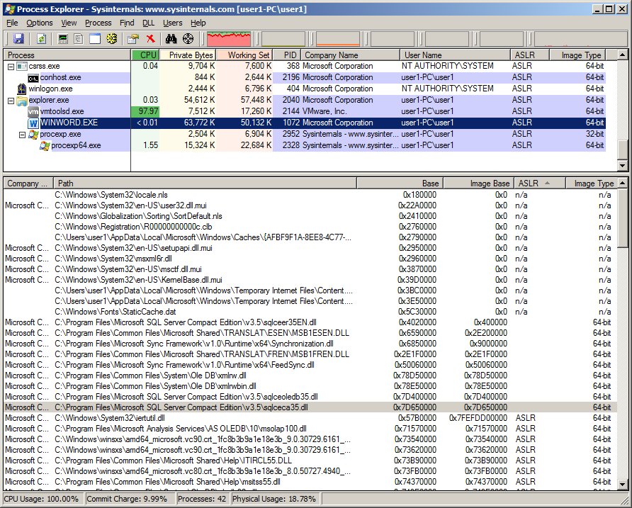 Bypassing Windows ASLR in Microsoft Office using ActiveX controls