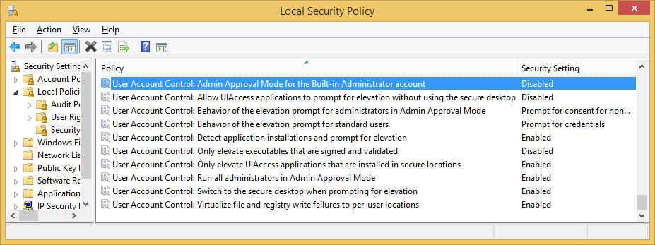 Bypassing Windows User Account Control (UAC) and ways of